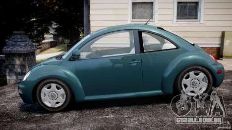 Volkswagen New Beetle 2003 para GTA 4 esquerda vista