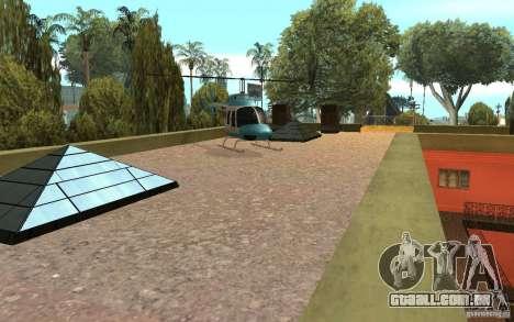 UGP Moscow New Jefferson Motel para GTA San Andreas quinto tela