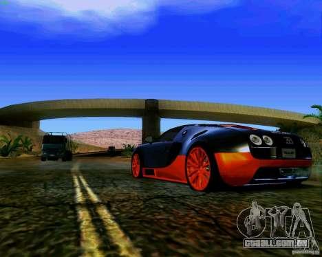 ENBSeries by S.T.A.L.K.E.R para GTA San Andreas quinto tela