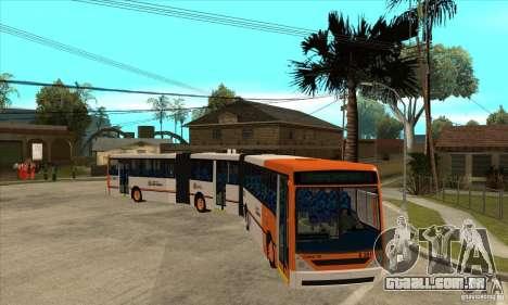 Caio Induscar Millenium II para GTA San Andreas vista traseira