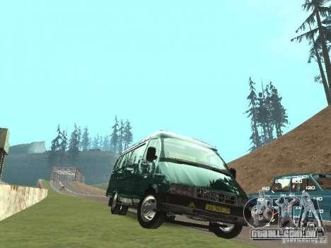 GAZ 32213 para GTA San Andreas