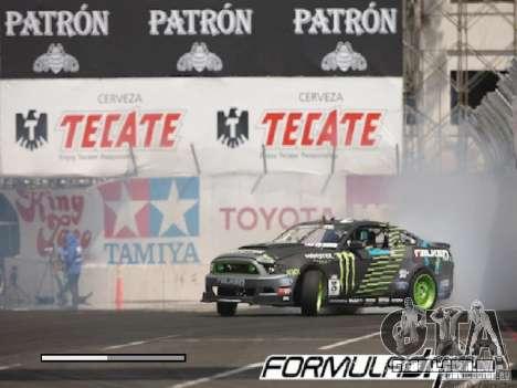 Telas de carregamento Formula Drift para GTA San Andreas