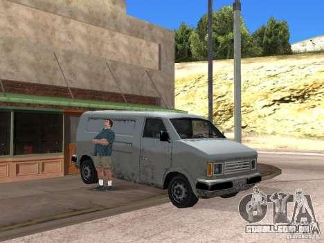 Renovação da aldeia de Al-Kebrados v 1.0 para GTA San Andreas quinto tela