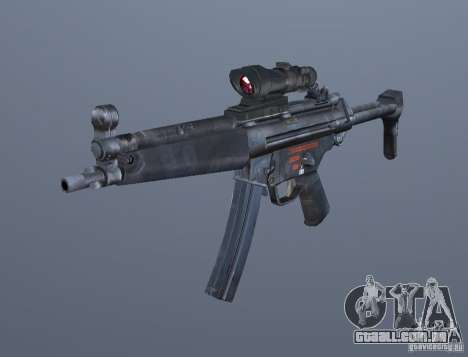 Grims weapon pack2 para GTA San Andreas sétima tela