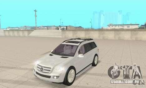 Mercedes-Benz GL450 para GTA San Andreas