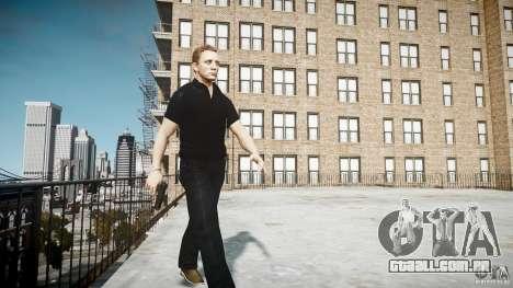 Pele de James Bond para GTA 4 segundo screenshot