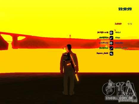 Novos skins La Coza Nostry para GTA: SA para GTA San Andreas segunda tela