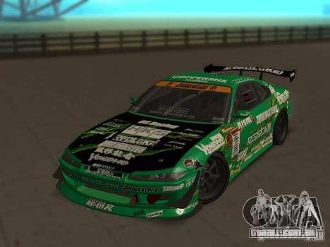 Nissan Silvia S15: Kei Office D1GP para GTA San Andreas