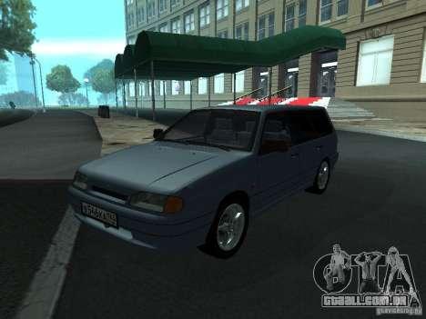Turismo de 2114 ВАЗ para GTA San Andreas