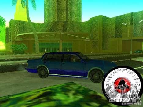 Nova Cpidometr para GTA San Andreas