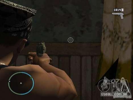 Câmera de GTA IV 1.0 para GTA San Andreas