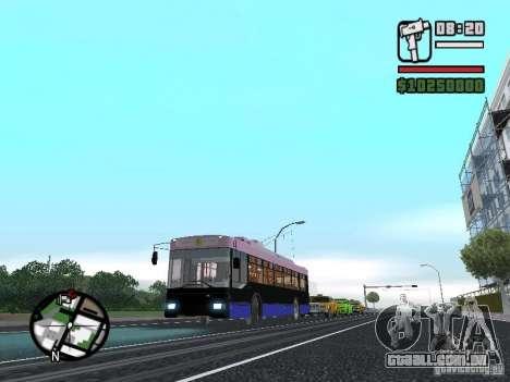 Optima Trolza 5275 para GTA San Andreas vista direita