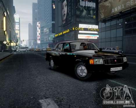 Gaz-31029 para GTA 4 vista direita