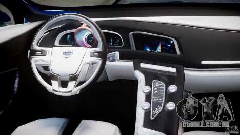 Volvo S60 Concept para GTA 4 vista direita