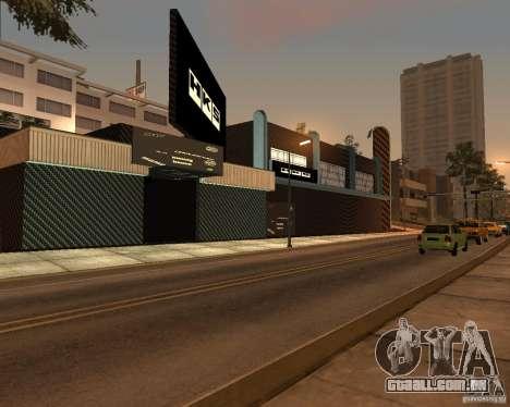 New HKS Style Tuning Garage para GTA San Andreas terceira tela