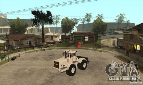 Caminhão do trator de Kirov K701 para GTA San Andreas