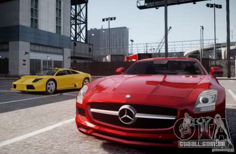 Youxiang Mixed ENB v 2.1 para GTA 4 segundo screenshot