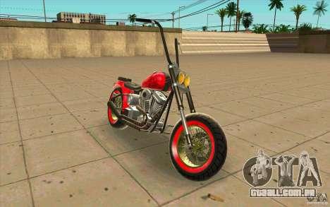 Zombie GTAIV para GTA San Andreas