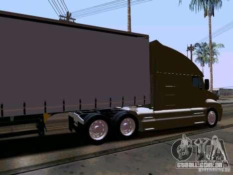 Kenworth T2000 v.2 para GTA San Andreas vista direita