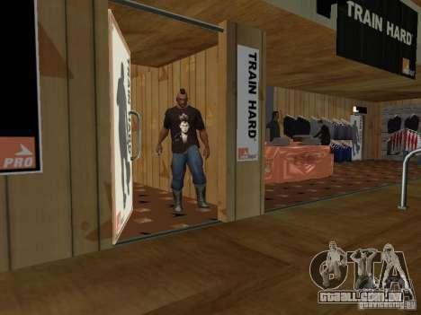 A faixa de Gaza para GTA San Andreas décimo tela