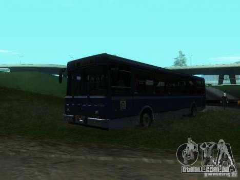 LIAZ 5256-25 para GTA San Andreas