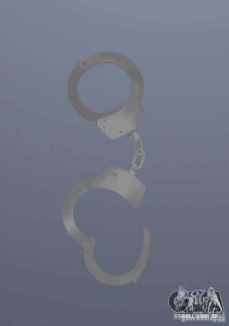 Handcuffs para GTA San Andreas