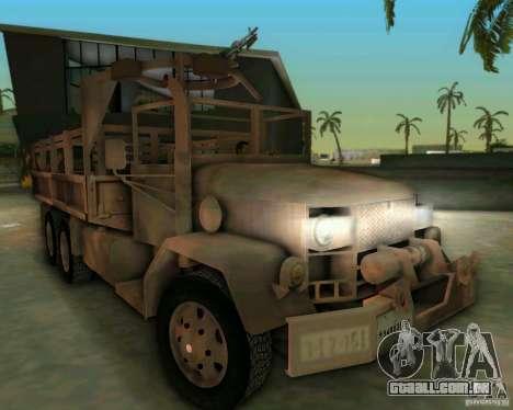 M352A para GTA Vice City deixou vista
