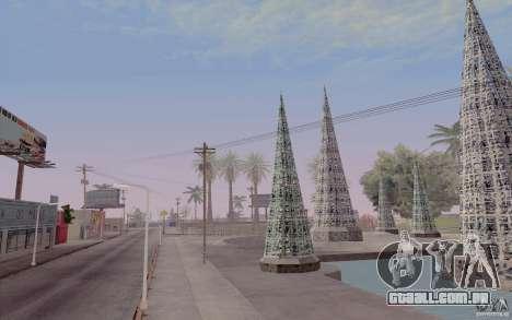 SA Illusion-S SA:MP Edition V2.0 para GTA San Andreas segunda tela