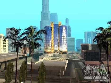 Nova textura de arranha-céu para GTA San Andreas