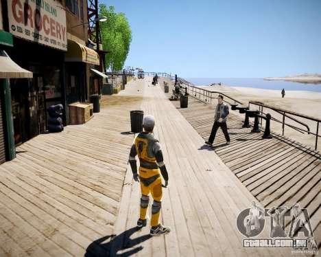 Morgan Freeman para GTA 4 terceira tela
