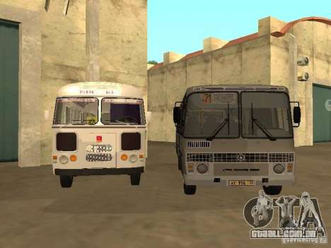Groove-4234 para GTA San Andreas esquerda vista