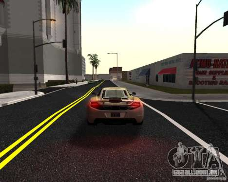 ENBSeries by Nikoo Bel para GTA San Andreas