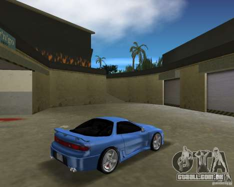 Mitsubishi 3000 GT 1993 para GTA Vice City vista direita
