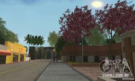 Green Piece v1.0 para GTA San Andreas quinto tela