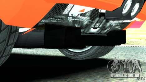 Ford GT 2006 v1.0 para GTA 4 vista inferior