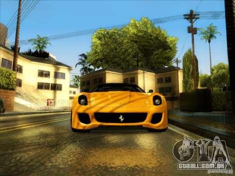 Sun Graphic Edition by KyIIuDoN para GTA San Andreas segunda tela