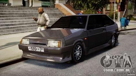 Esporte Vaz-2108 para GTA 4