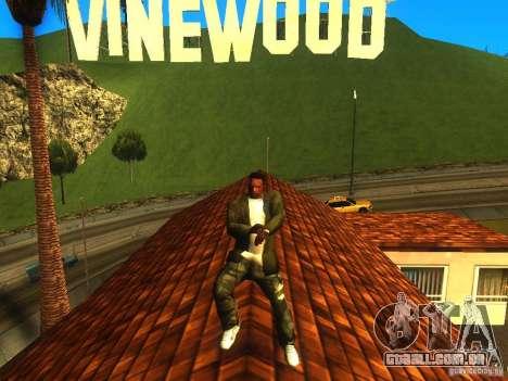 Gangam Style para GTA San Andreas segunda tela