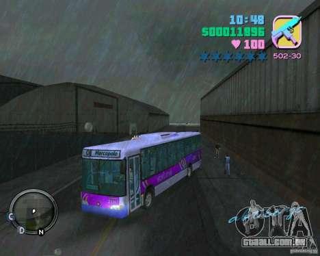 Marcopolo Bus para GTA Vice City