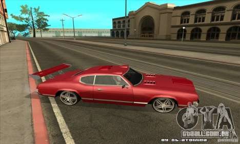 Sabre Drift para GTA San Andreas vista direita