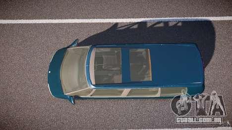 Renault Grand Espace III para GTA 4 vista direita