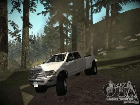 Dodge Ram 3500 4X4 para GTA San Andreas