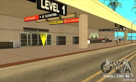 Voos em Liberty City para GTA San Andreas sétima tela
