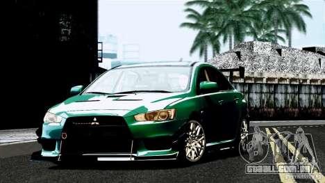 ENB By Wondo para GTA San Andreas terceira tela
