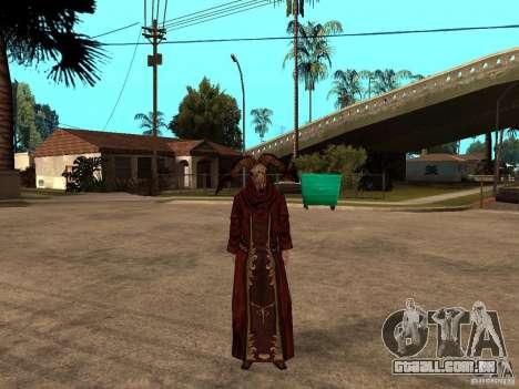 Personagens de Pak atualizadas do Resident Evil  para GTA San Andreas décima primeira imagem de tela