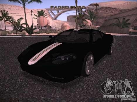 Ferrari 360 Modena para vista lateral GTA San Andreas