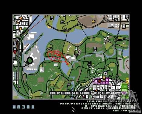 Festa da natureza para GTA San Andreas