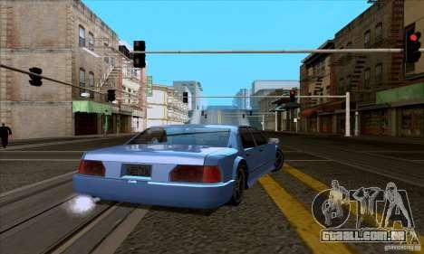 ENB Series v1.4 Realistic for sa-mp para GTA San Andreas sétima tela