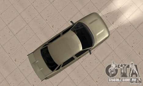 LADA 21103 v. 1.1 para GTA San Andreas vista direita