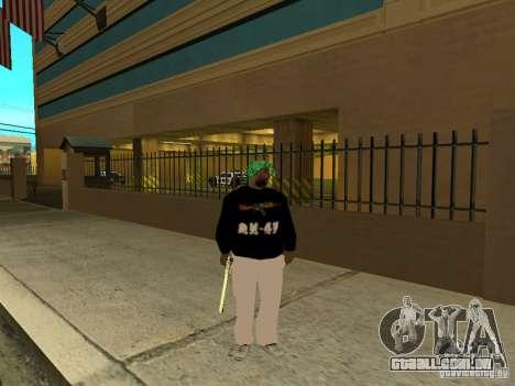 Novo Groove grosso para GTA San Andreas segunda tela